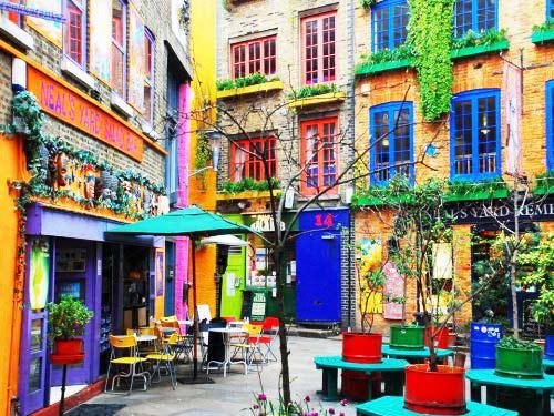 perierga.gr - 14+1 πολύχρωμες γειτονιές του κόσμου!